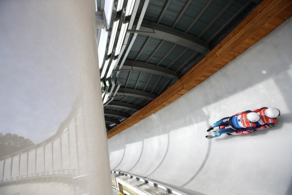 Schedule for Pyeongchang 2018 luge events revealed