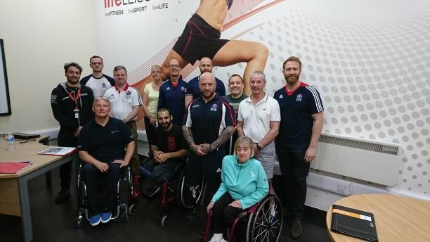 Powerlifting referees course held in Manchester