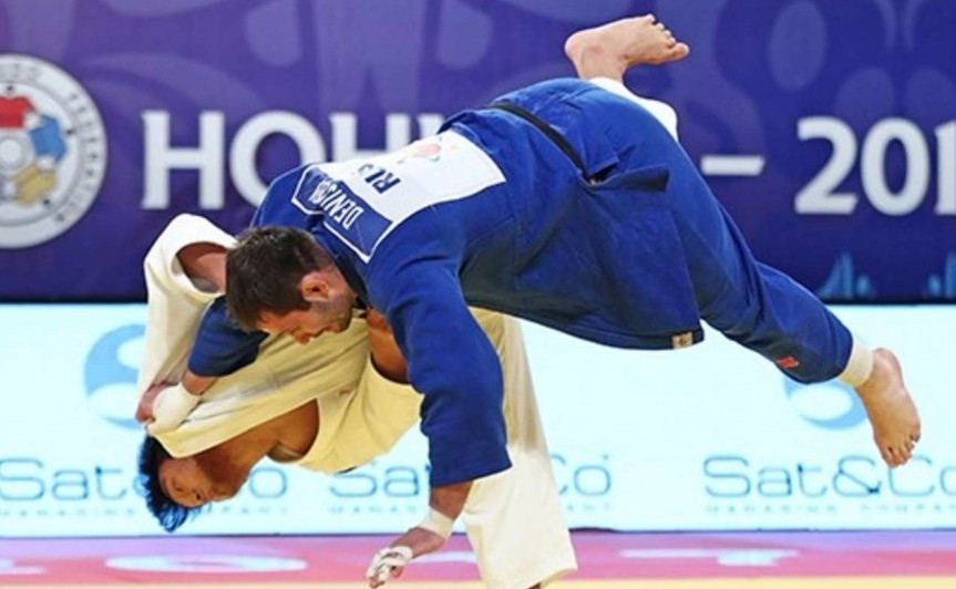 Haga caps off good IJF Hohhot Grand Prix for Japan