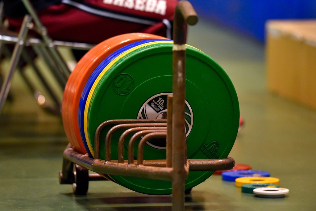 European weightlifting medallist Aleeva latest Russian hit with doping suspension