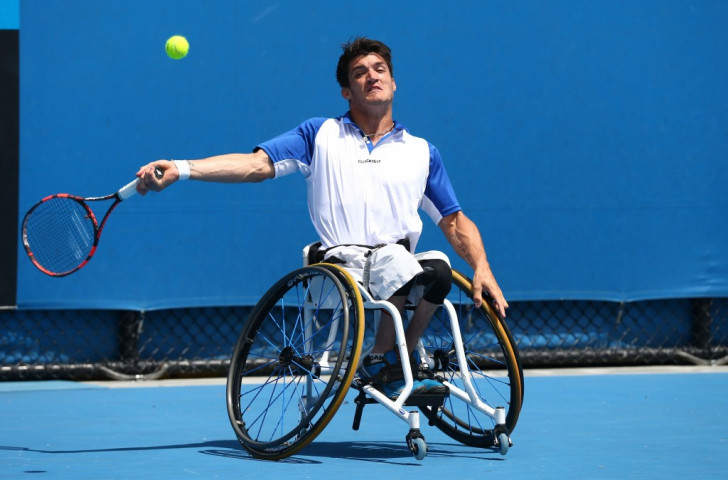 Defending champion leads entries for Parapan American Games wheelchair tennis event