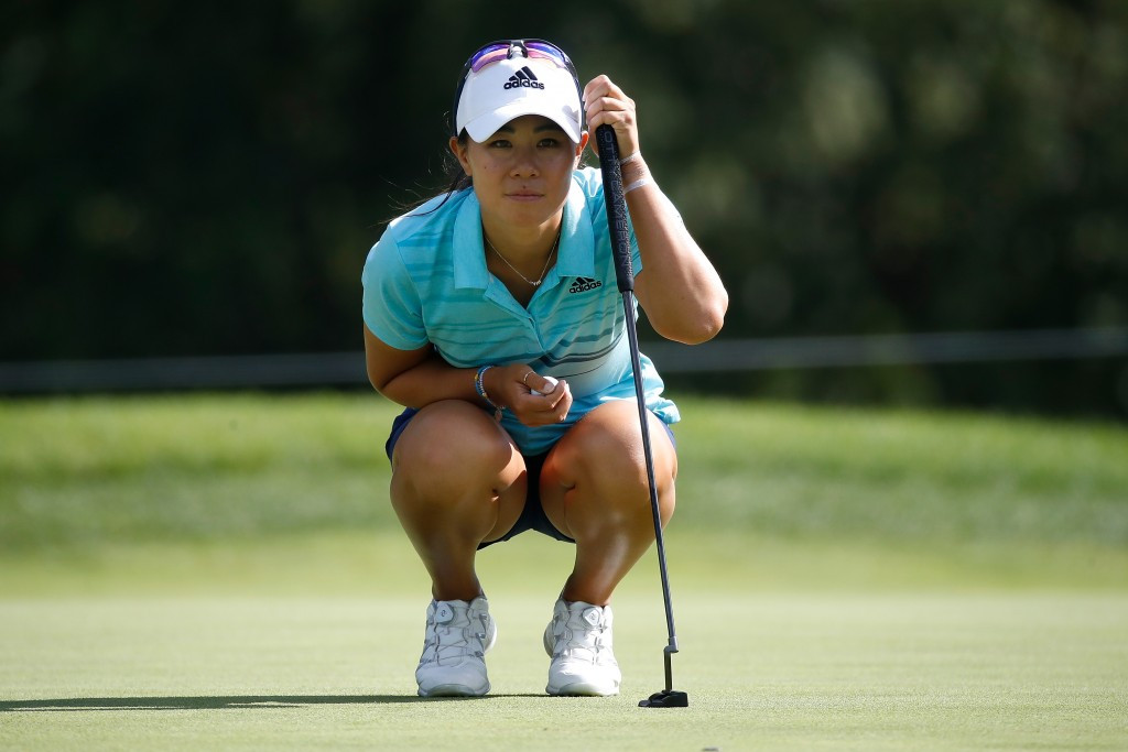 Golf roundup: Kang, Kim share lead in Women's PGA Championship