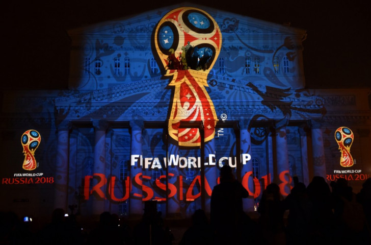 The Bolshoi Theatre plays backdrop to Russia's FIFA World Cup finals hosting in 2018. Sepp Blatter says Vladimir Putin has invited him to be there ©Getty Images