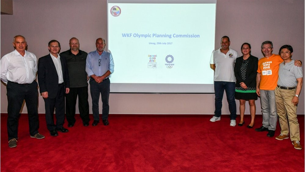 New Commission set up by WKF to help Olympic preparations