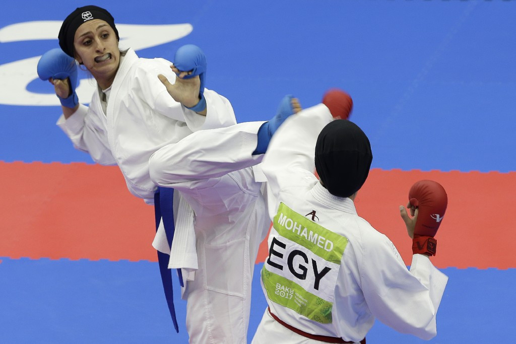 Karate will be making its debut when compeition begins at both Buenos Aires 2018 and Tokyo 2020 ©Getty Images