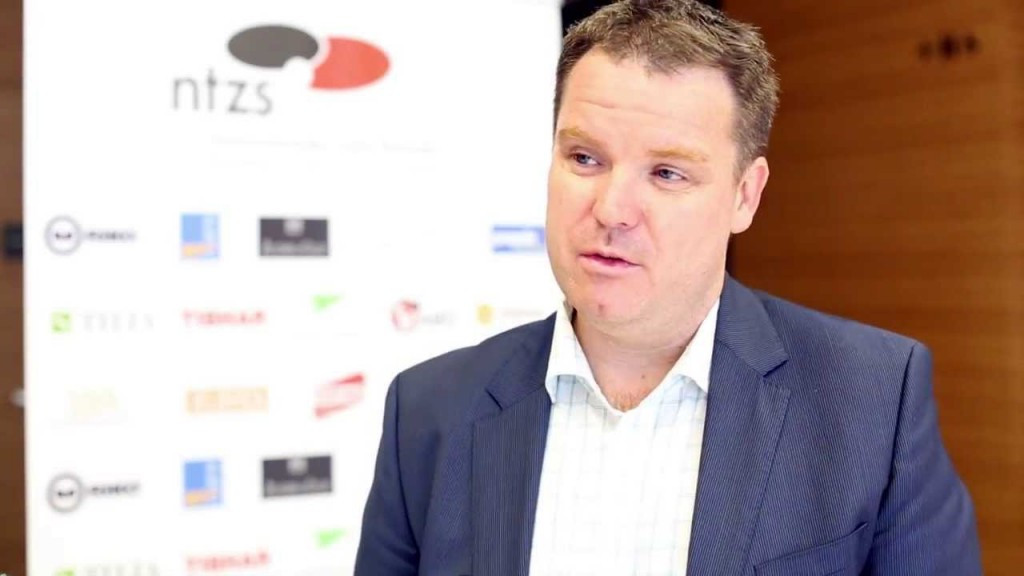 The chief executive of ITTF, Steve Dainton, has said he is looking forward to working for Deloitte further ©ITTF