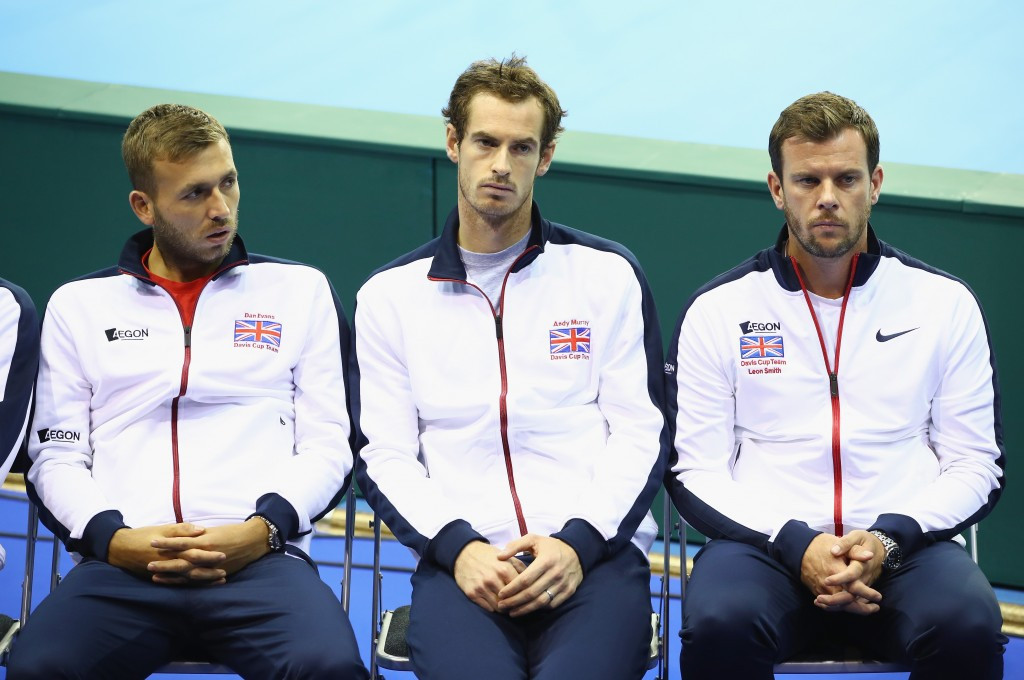 Murray criticises Evans following failed drugs test