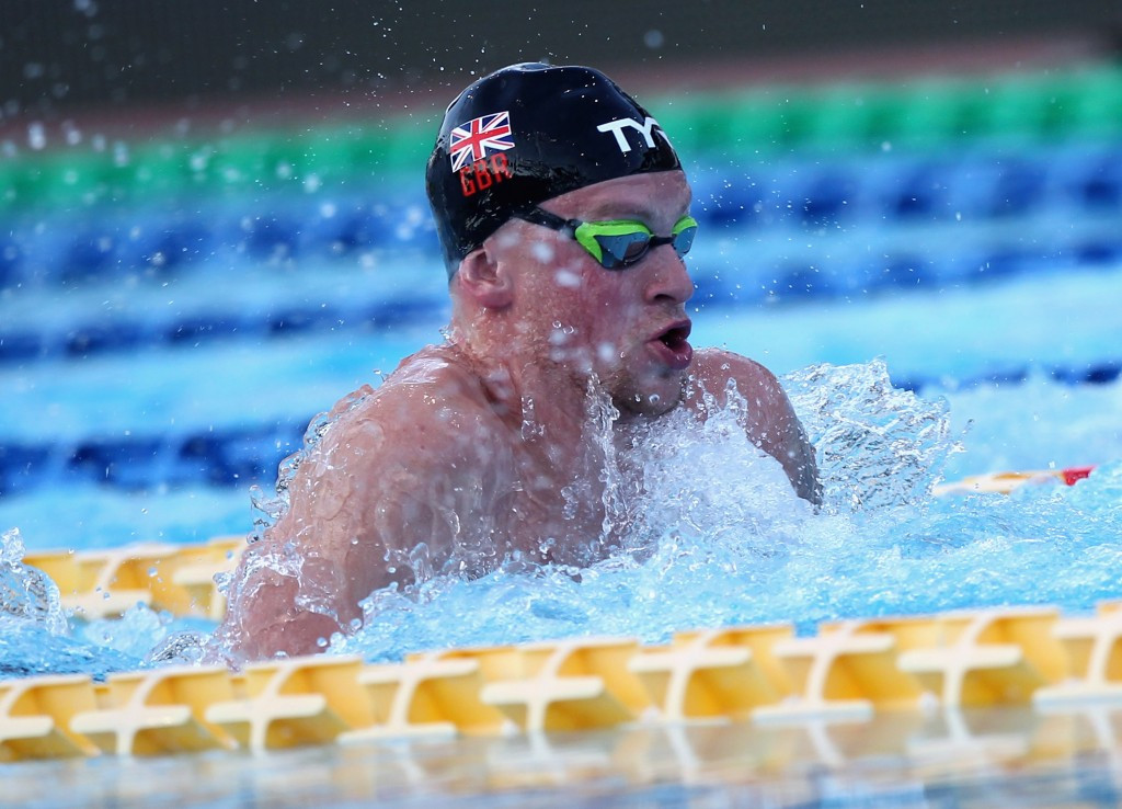 Great Britain's Adam Peaty is among the Olympic gold medallists to have joined the Global Association of Professional Swimmers launched by Hungary's Katinka Hosszú ©Getty Images