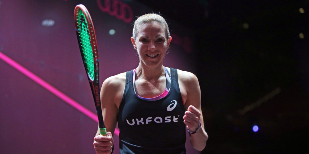 Massaro and Lobban named PSA Players of the Month for June