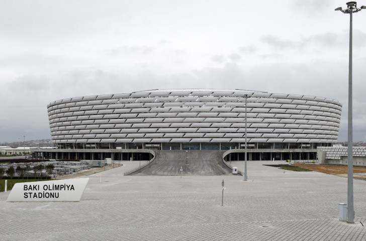 The top athletes will be missing from the first-ever European Games in Baku later this year