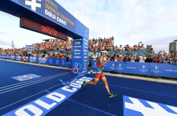 Gold Coast named host of 2018 World Triathlon Series Grand Final