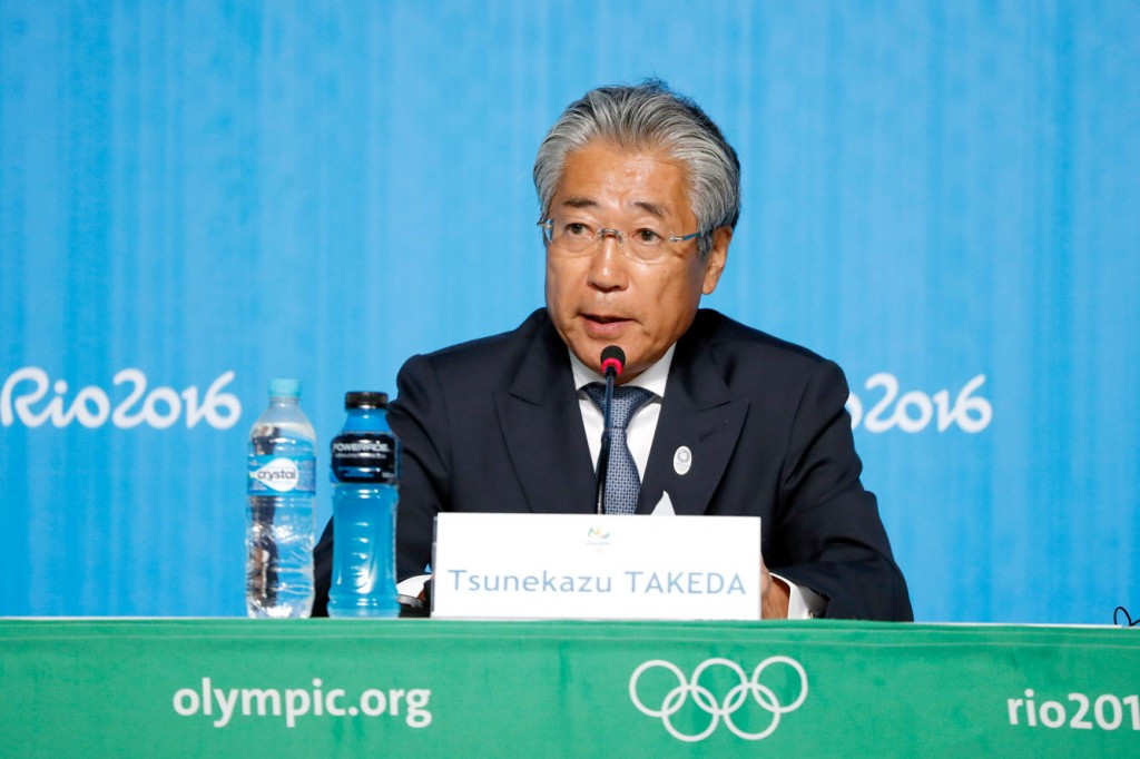 Takeda re-elected President of Japanese Olympic Committee for 10th time