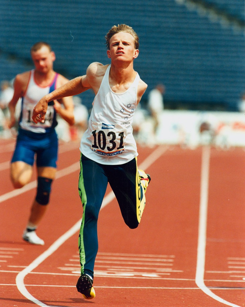 Vicky Tolfrey-Goosey has been involved with the Paralympic Games since Atlanta 1996 ©Getty Images