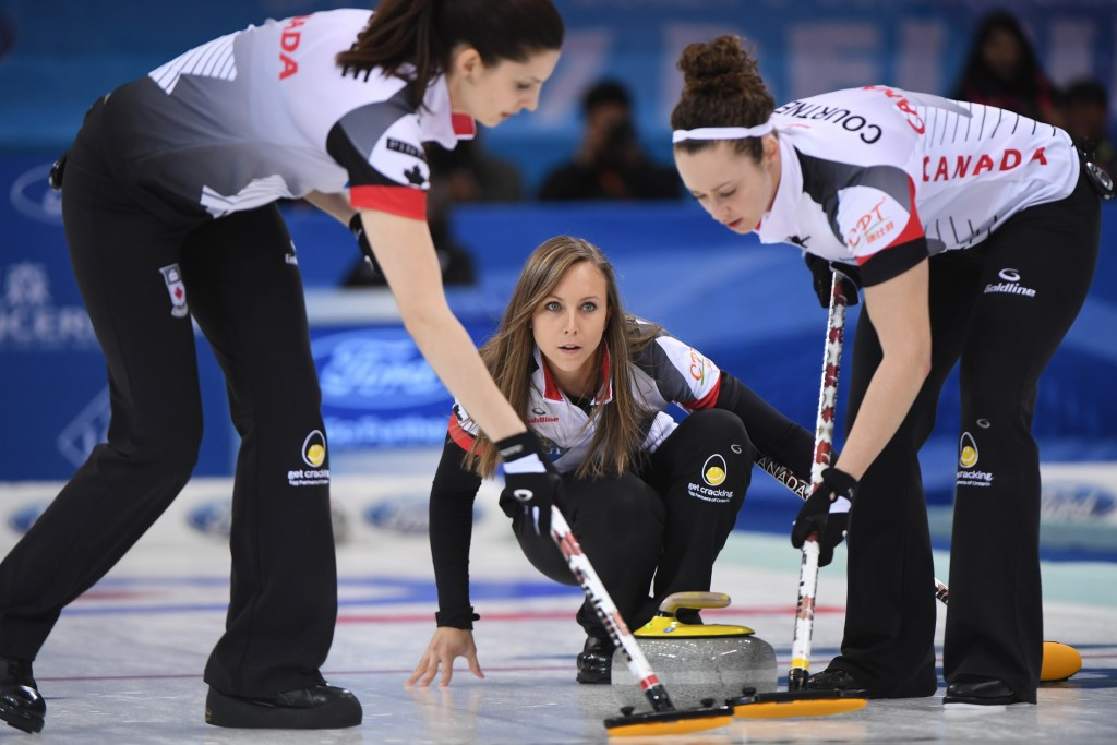 Canada came out on top at this year's World Women's Curling Championship ©Getty Images