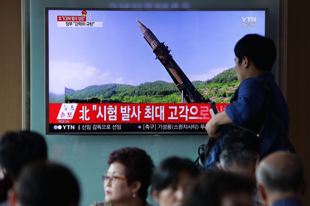 North Korea ICBM test not dented hope Pyeongchang 2018 can help reconciliation process
