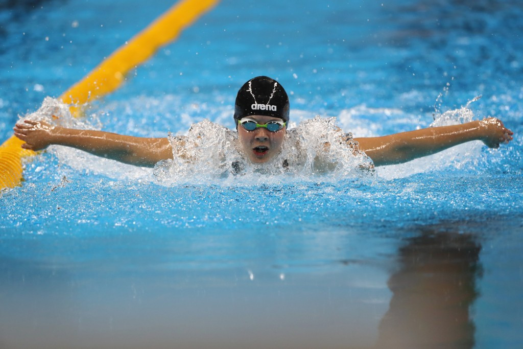 Dutch teenager aiming to build on Rio 2016 success at Swimming World Series in Berlin