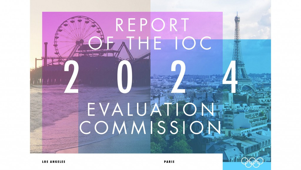 The IOC Evaluation Commission has been released for the 2024 Games ©IOC