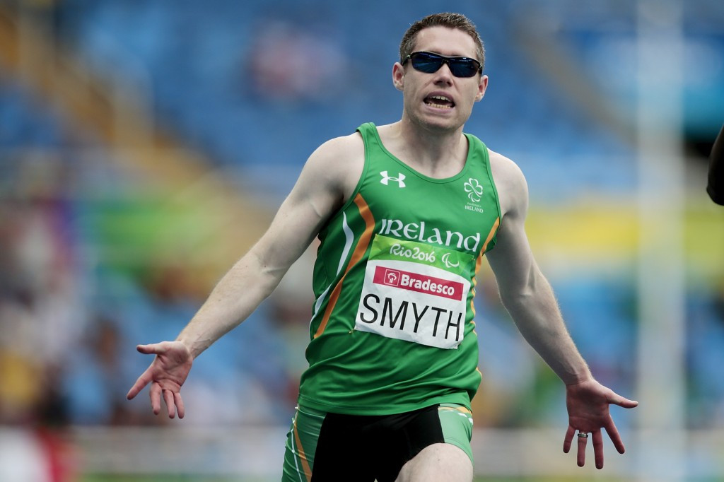 "Smyth targets another Paralympic gold medal and insists ""I can run faster"""