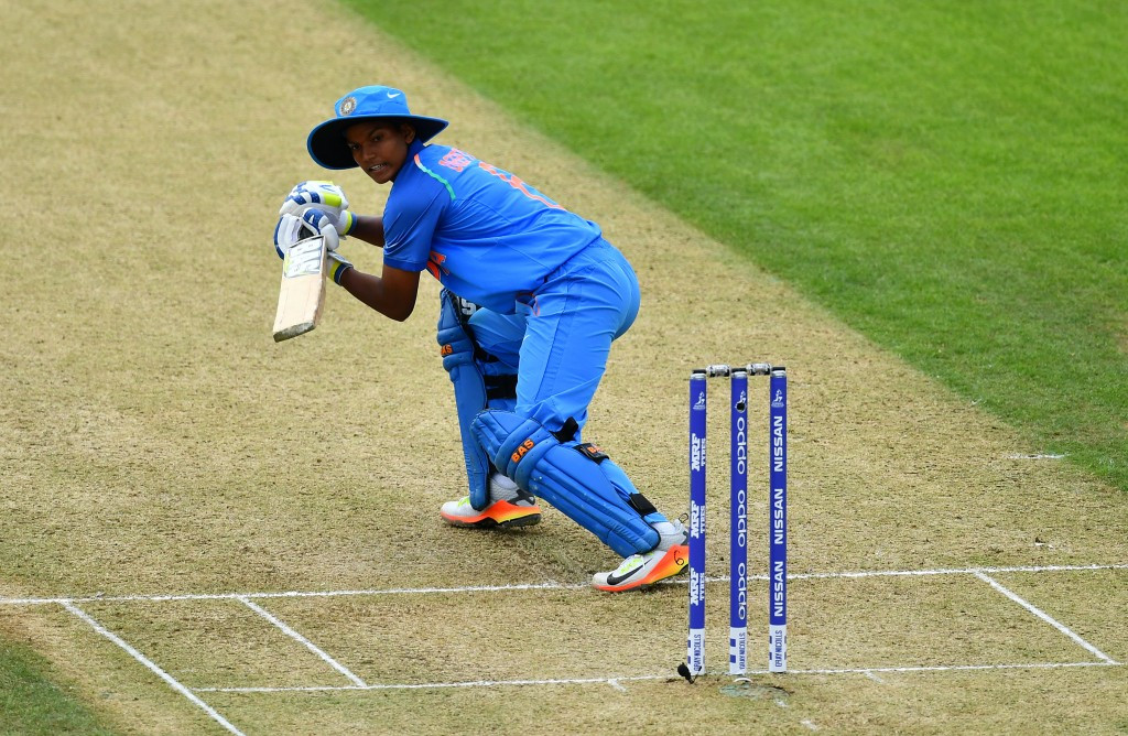 Deepti Sharma top scored for India as they beat Sri Lanka ©Getty Images