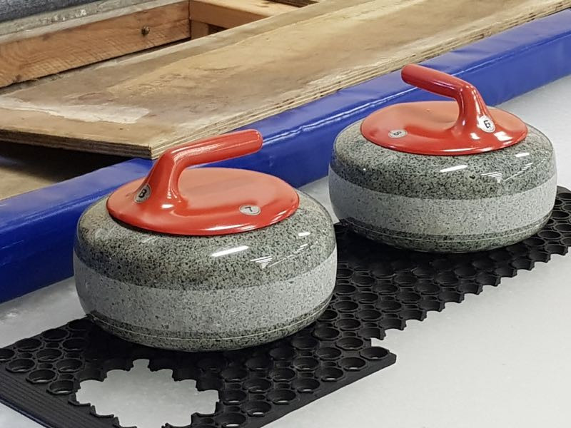 New Zealand Curling Association purchases new stones for future competitions