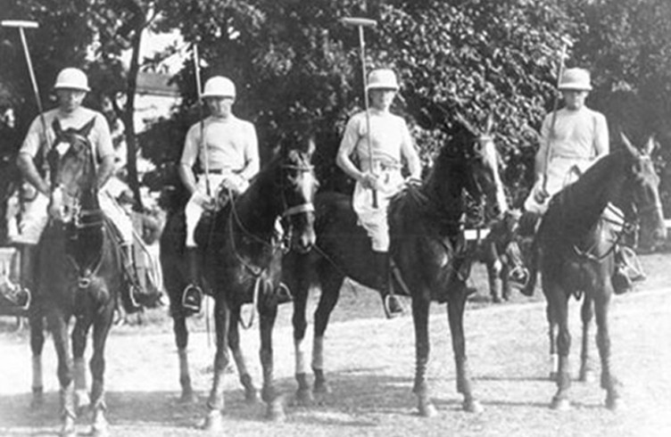 Argentina won the Olympic gold medal the last time polo was played at Berlin 1936 ©Hulton Archive/Getty Images