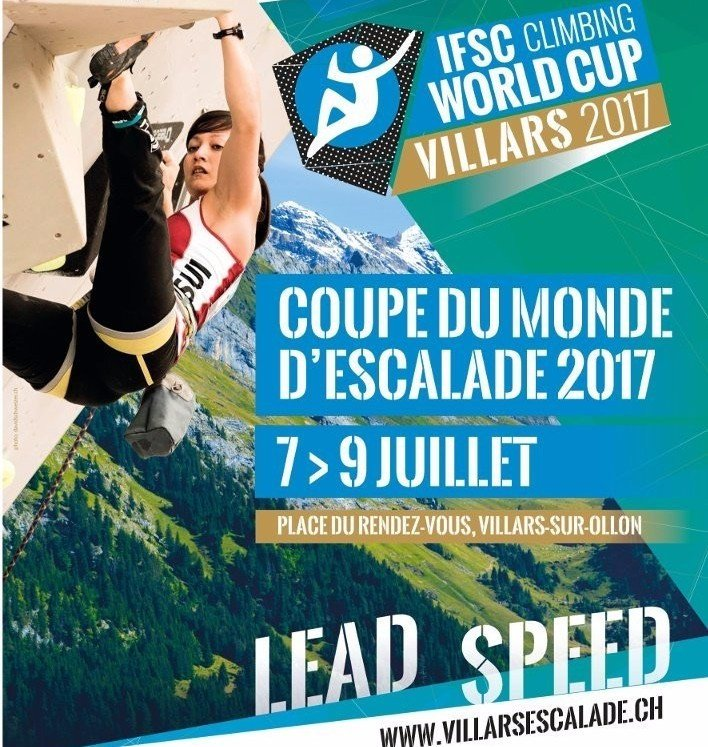 IFSC World Cup set to resume in Villars