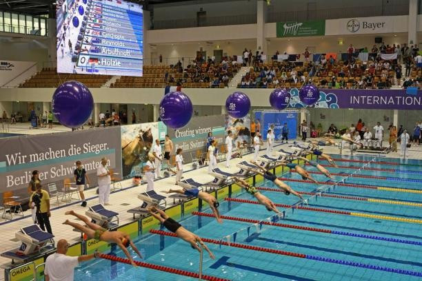 Quartet of records set in single race at World Para Swimming World Series