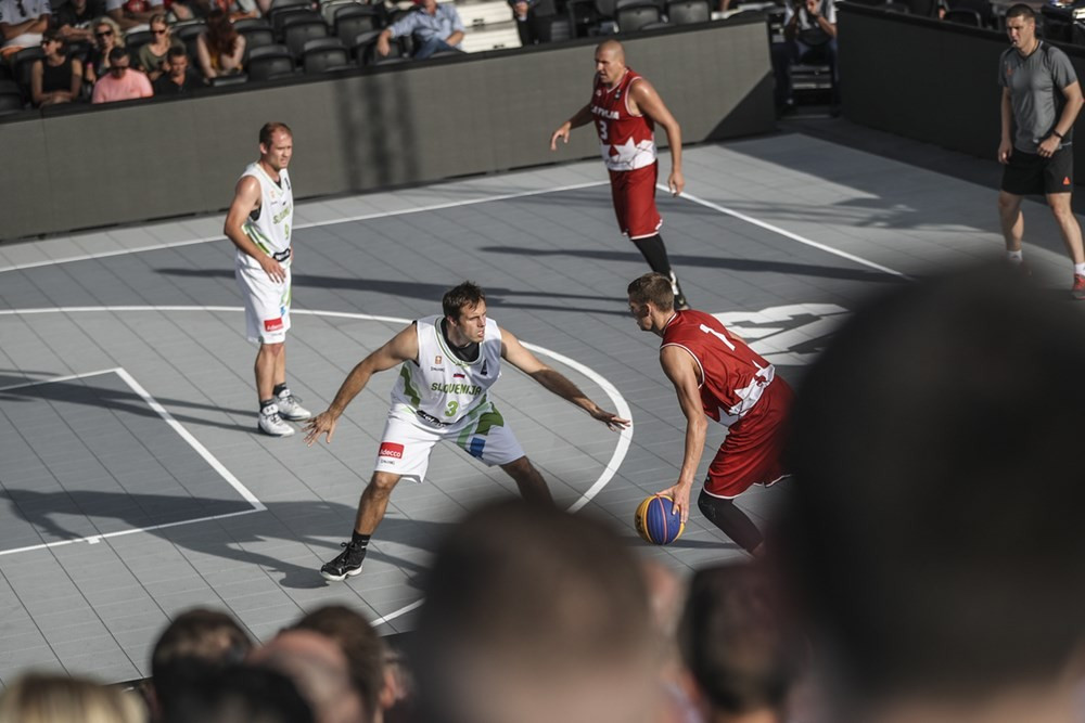 Reigning champions make impressive start at FIBA 3x3 Europe Cup
