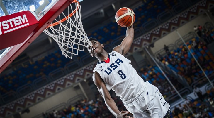 United States move step closer to defence of FIBA Under-19 Basketball World Cup crown