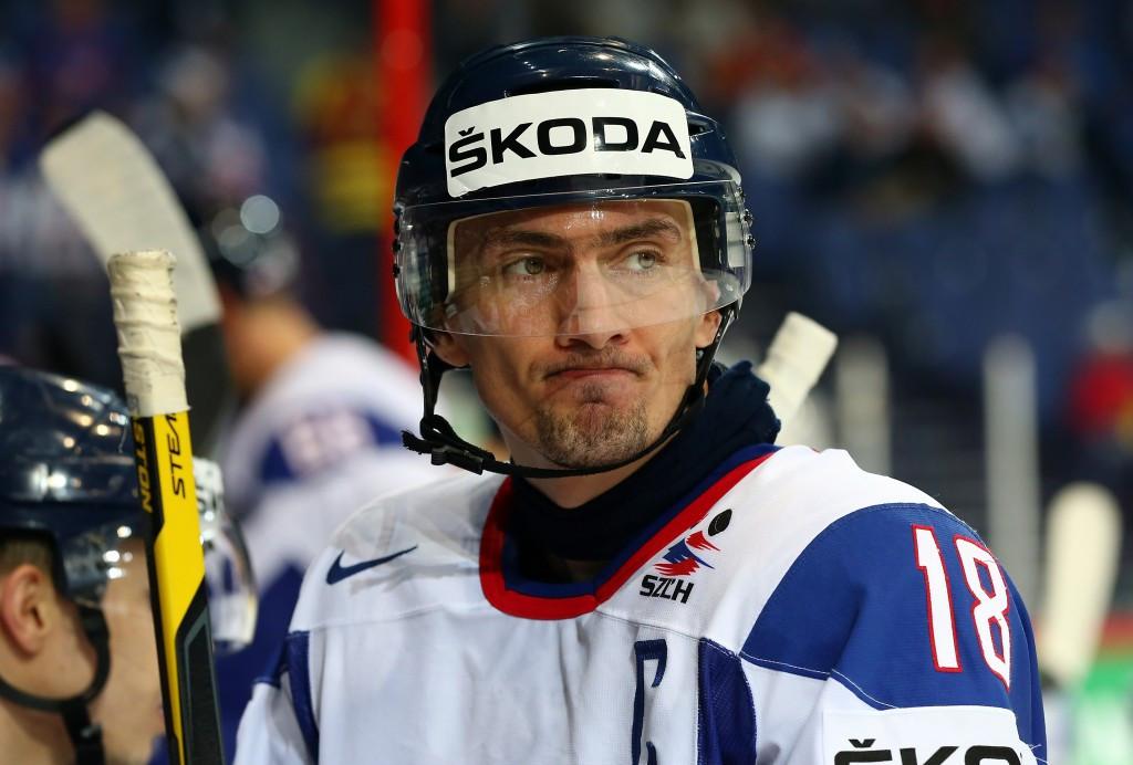 Miroslav Satan has high targets for Slovakian ice hockey team