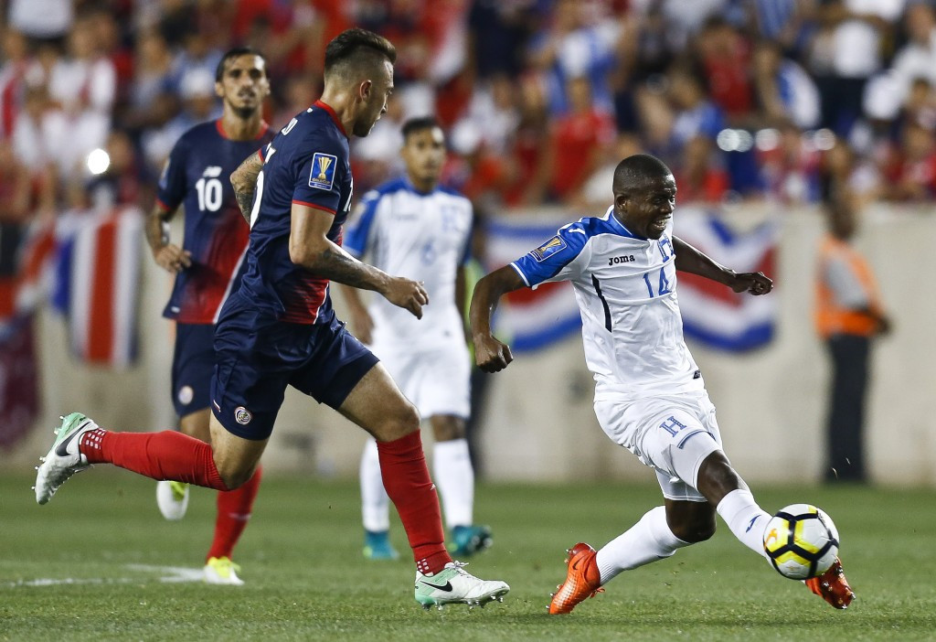 Costa Rica beat Honduras 1-0 in the other Group A match to take place on the opening day ©Getty Images