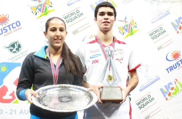 The Netherlands steps in as 2015 World Junior Squash Championships host