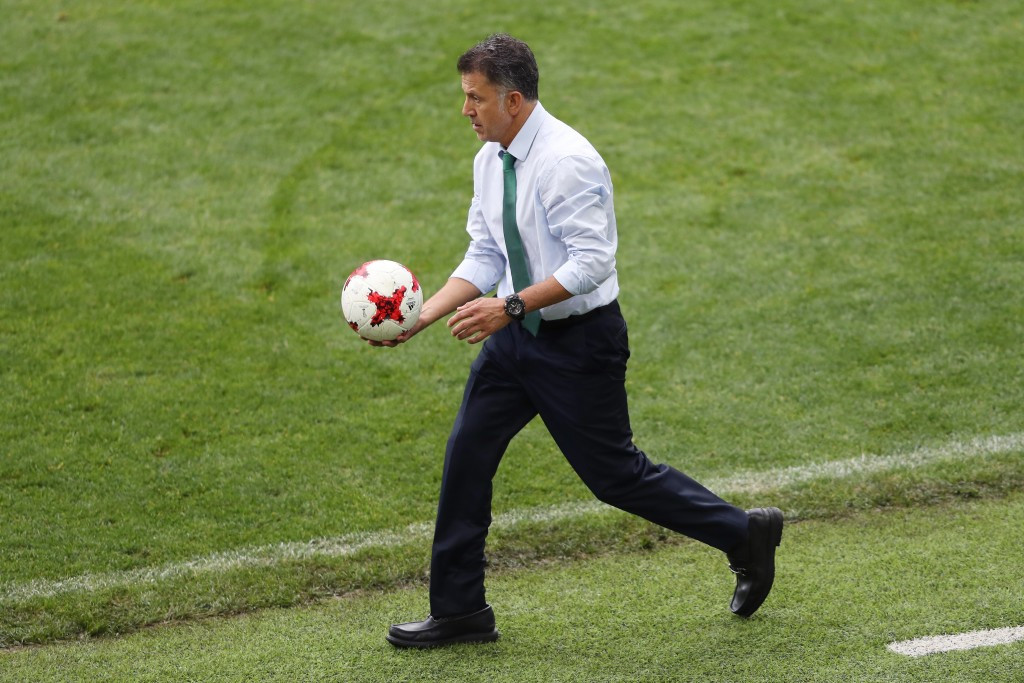 Mexico manager to miss Gold Cup after being handed six-game ban by FIFA