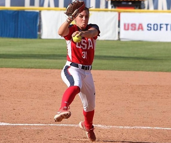 US score victory over Japan at World Cup of Softball