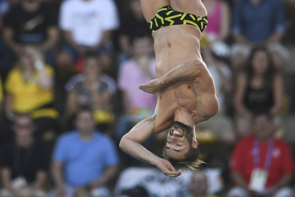 Italians bag three golds at FINA Diving Grand Prix in home water