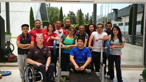 All three of the courses in Mexico City were well attended ©IPC