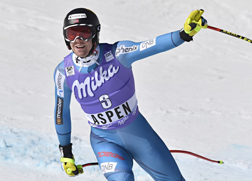 Norway's Aamodt Kilde reluctant to alter preparations before Pyeongchang 2018