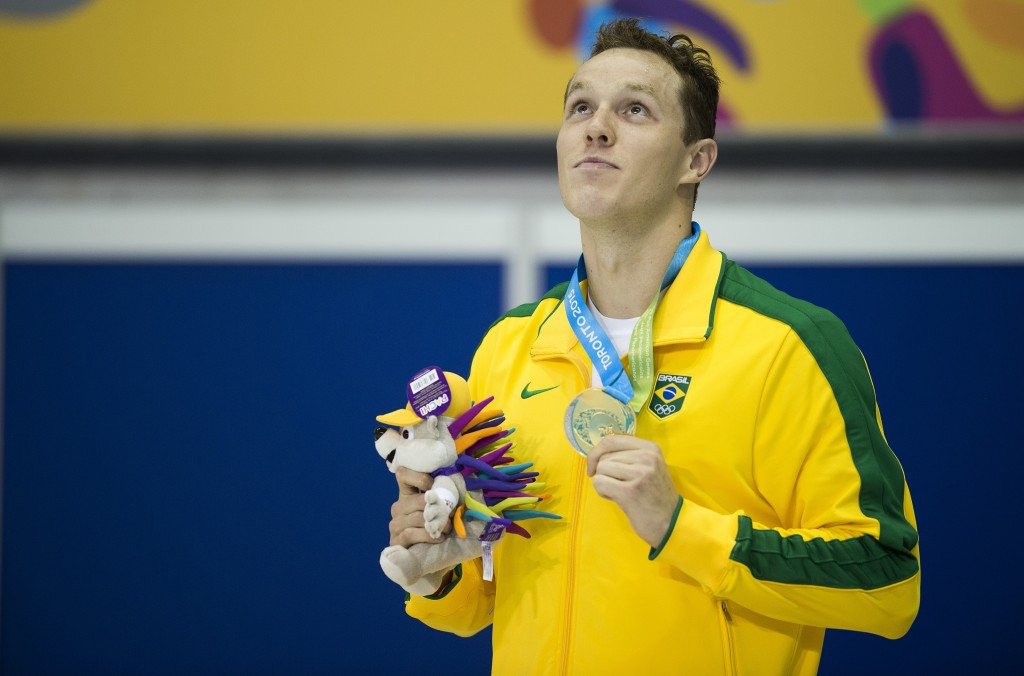 Brazilian swimmer Rodrigues tests positive for clostebol