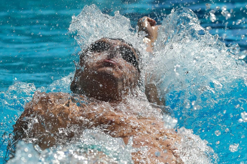 Henrique Rodrigues has won three Pan American Games golds and narrowly missed out on a final spot at the Rio 2016 Olympics ©Getty Images