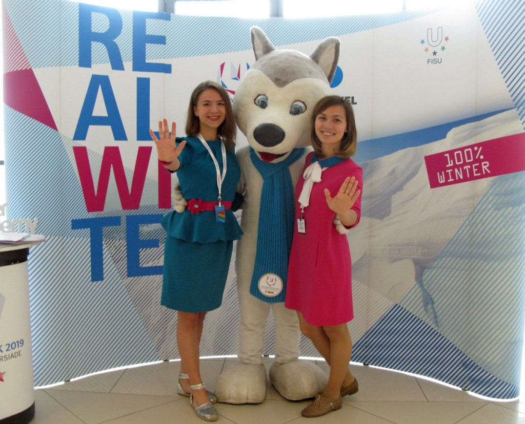 Krasnoyarsk 2019 chief discusses Winter Universiade plans at FISU Volunteer Leaders Academy
