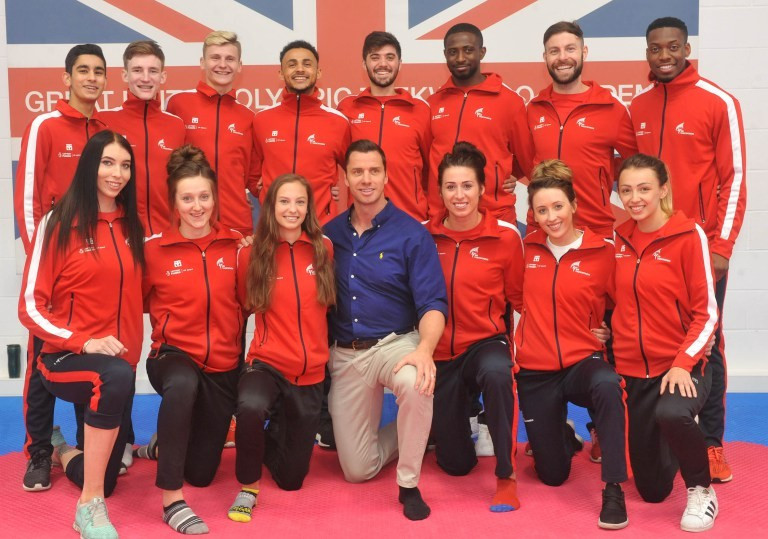 GB Taekwondo agree kit and equipment deal with Mooto