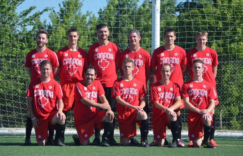 Canada Soccer announce 14-man squad for Toronto 2015 Parapan American Games seven-a-side football tournament