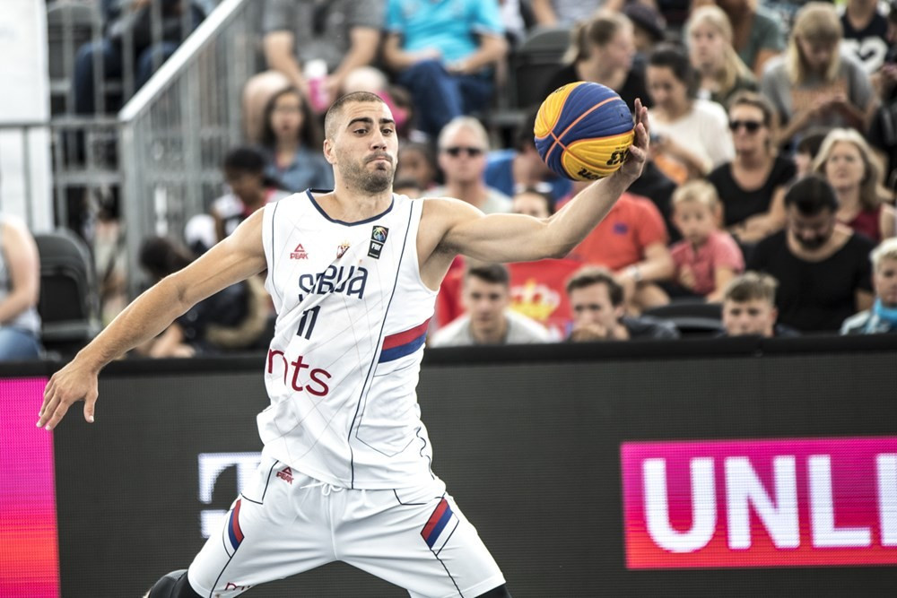 World champions Serbia show class at FIBA 3x3 Europe Cup