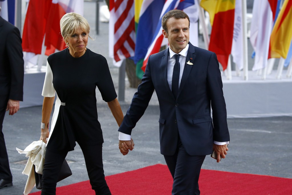 Emmanuel Macron and his wife Brigitte are set to travel to Lausanne to support Paris 2024