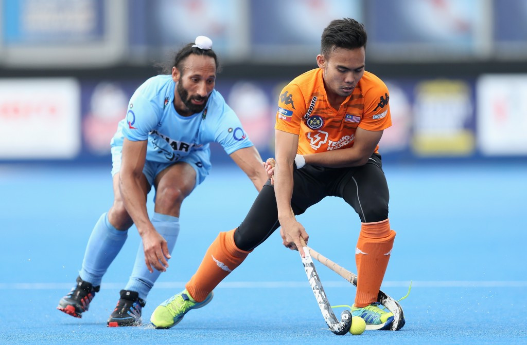 A complaint against Sardar Singh, left, has also been criticised by Hockey India ©Getty Images
