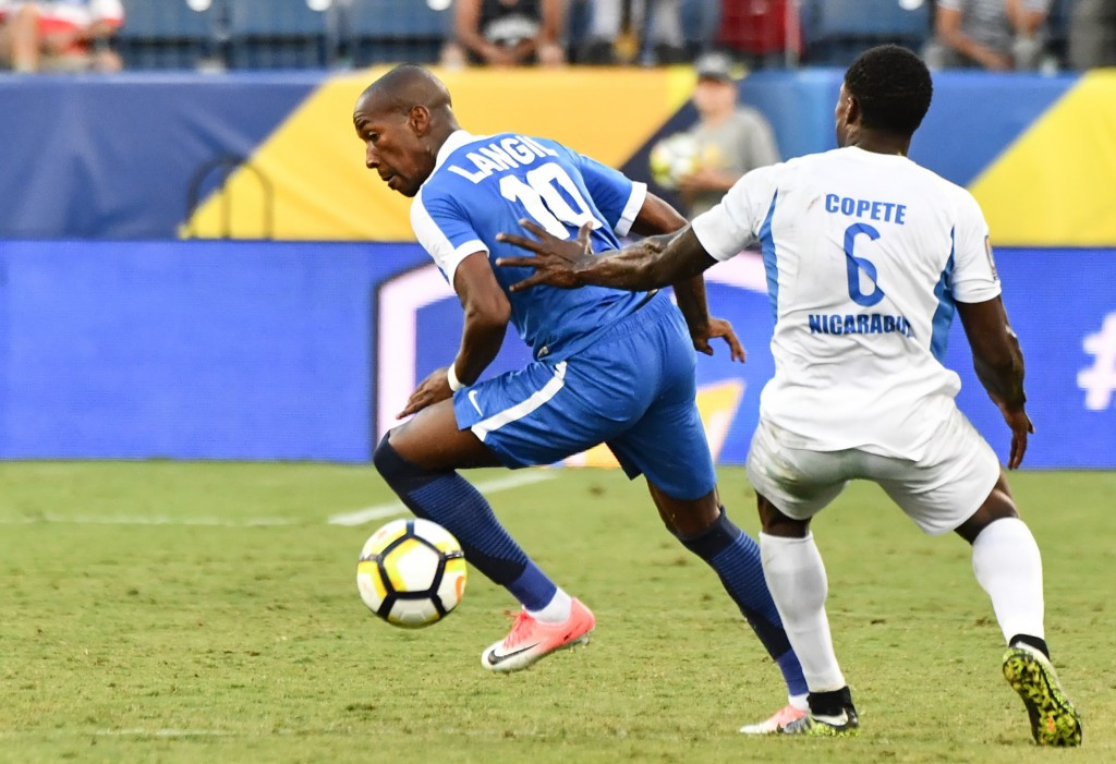 Nicaragua got their campaign off to a winning start with a 2-0 victory over Martinique ©Getty Images