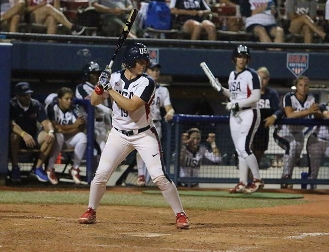 United States book place in final with two victories at World Cup of Softball