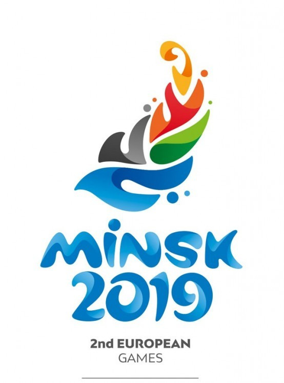 Organisers of the 2019 European Games in Belarus' capital Minsk have unveiled the logo for the event ©Minsk 2019