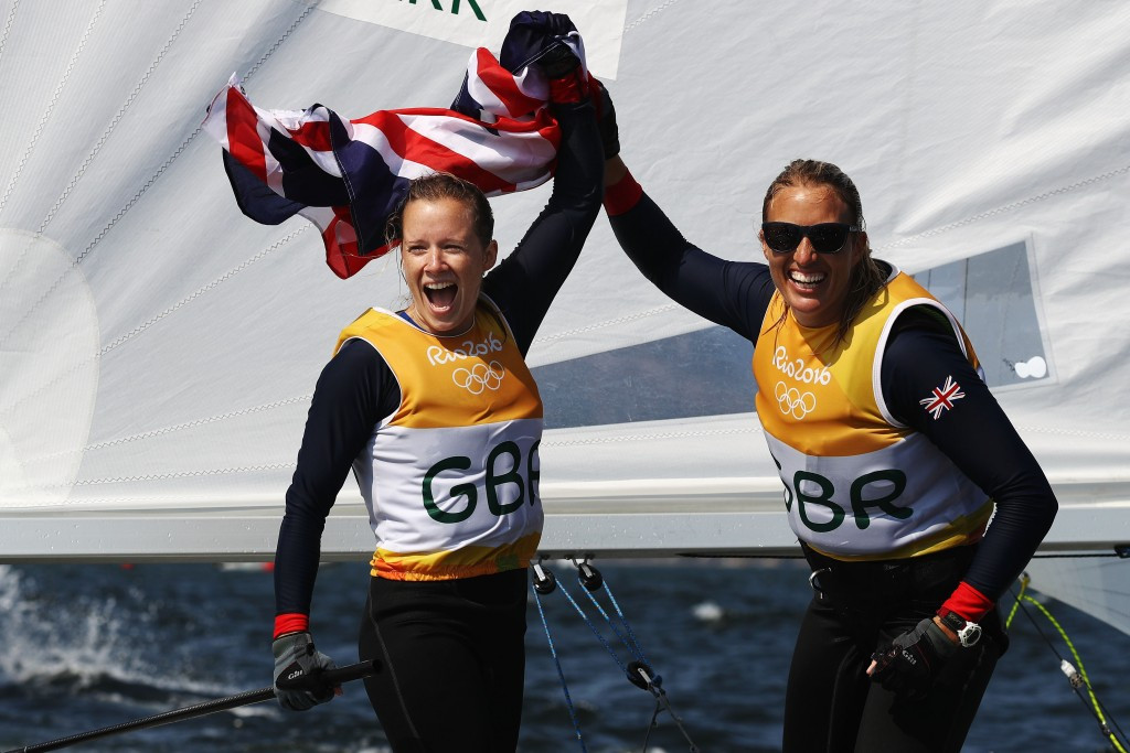Olympic champion among field for 470 World Championships