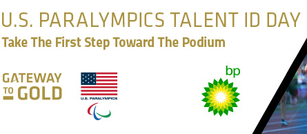 Gateway to Gold events to be held in four US cities to find new Paralympic stars